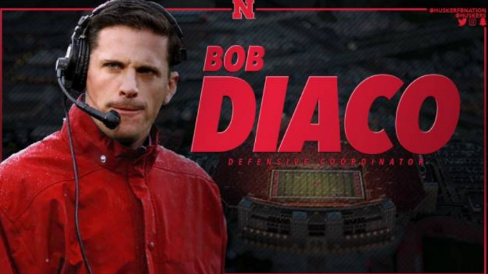 Bob Diaco Named Nebraska DC