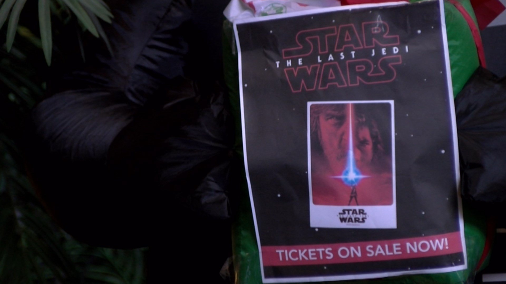 'Star Wars: The Last Jedi' tickets on sale today