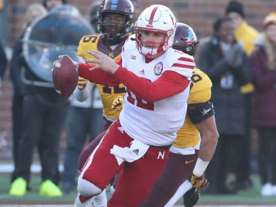 Nebraska quarterback O'Brien announces transfer