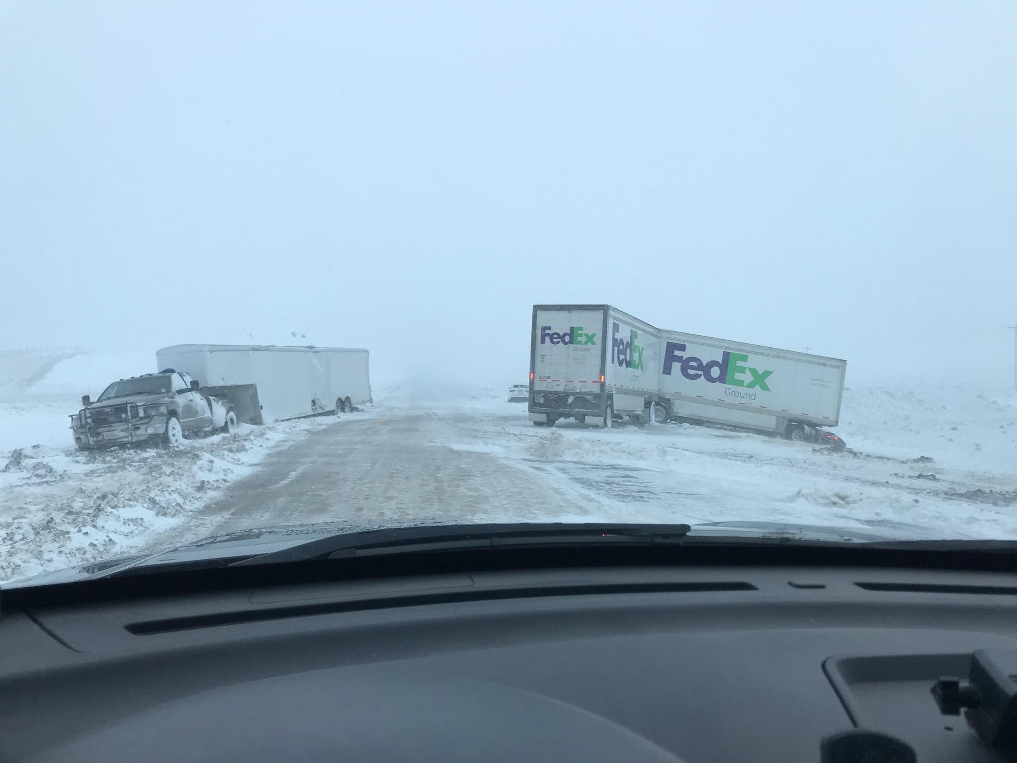 Snow, wind, colder temperatures return to Kansas