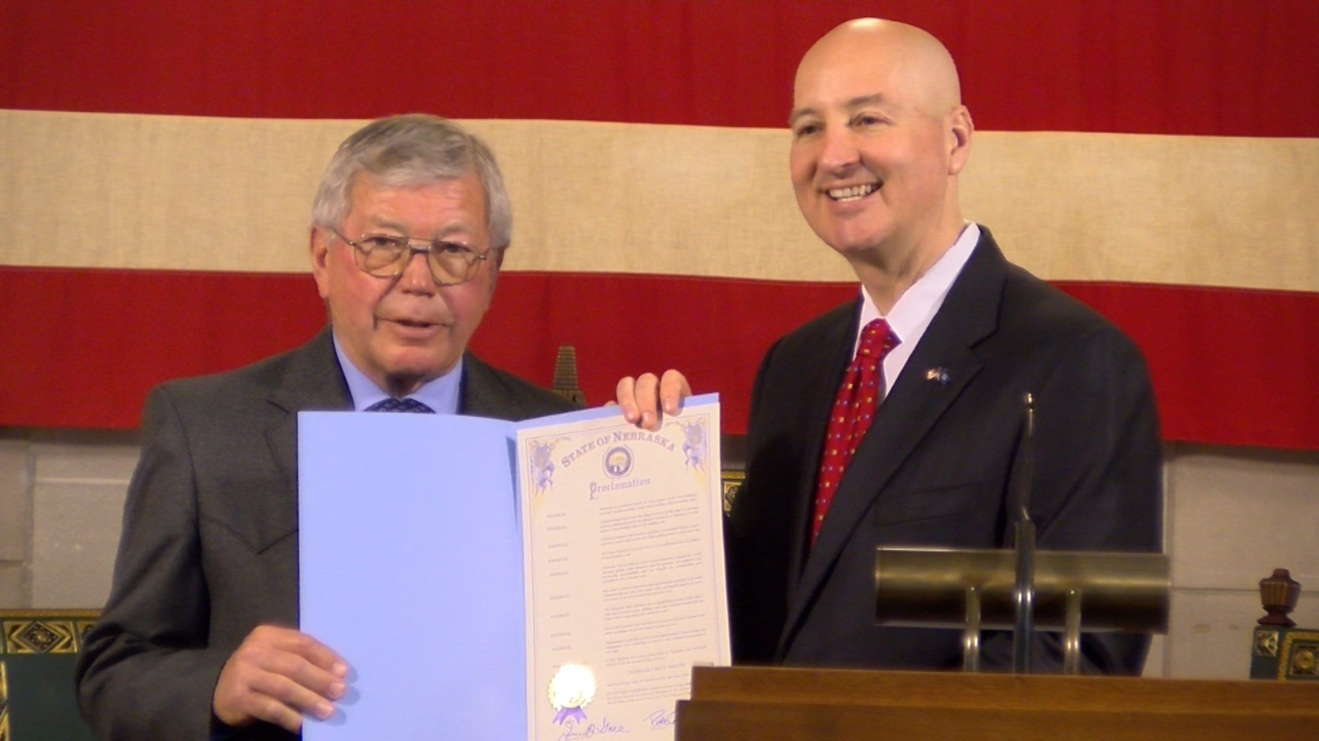 Ricketts will go to Mexico in August to promote Nebraska beef