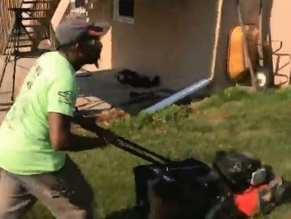 Man Mows 50 Lawns In All 50 States News Weather And