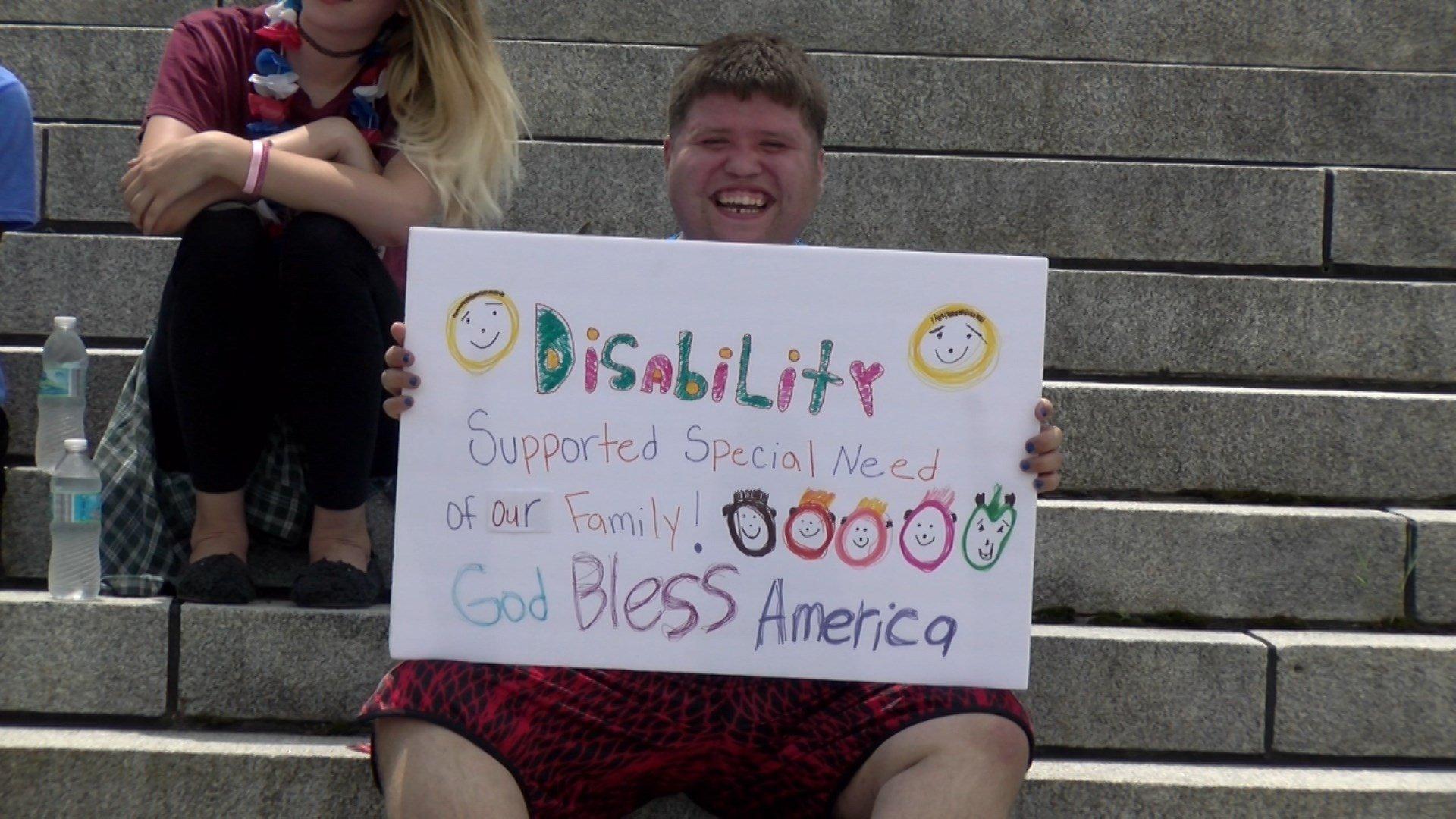 Disability Pride Day Held At Nebraska State Capitol News