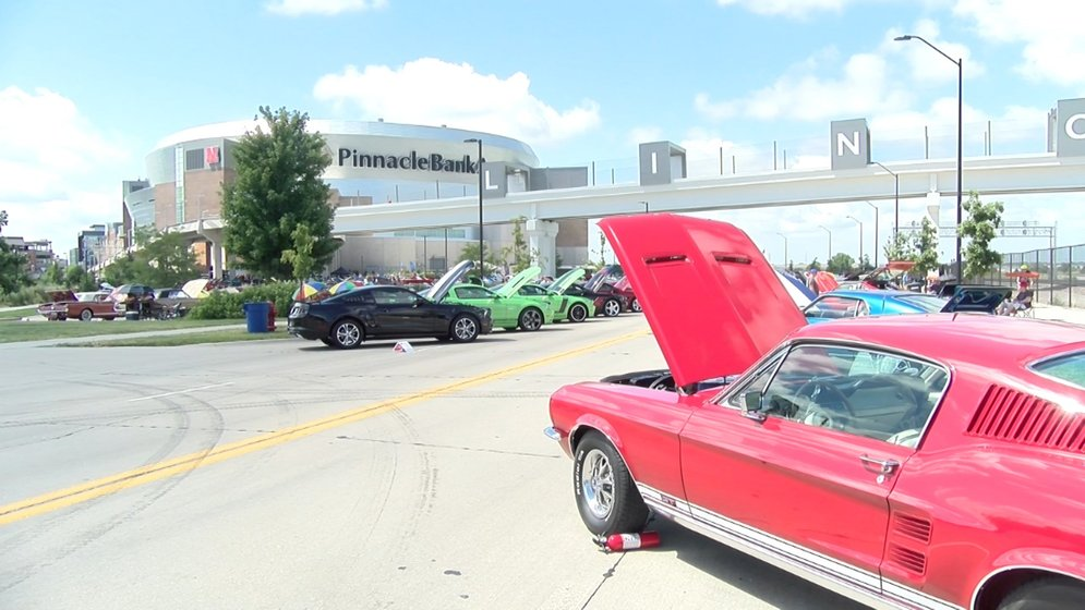 Mustang Car Show In Lincoln Klkn Tv News Weather And Sports For