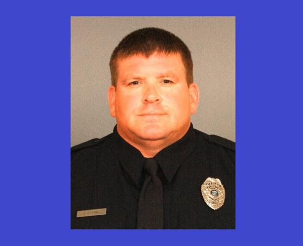 Officer John Clarke
