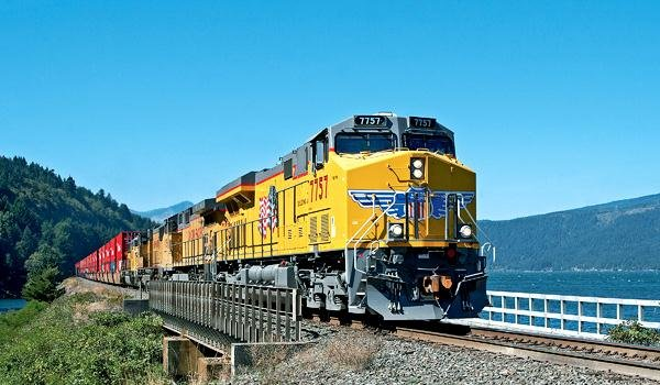 Union Pacific Corporation (UNP) added to 91 new portfolios