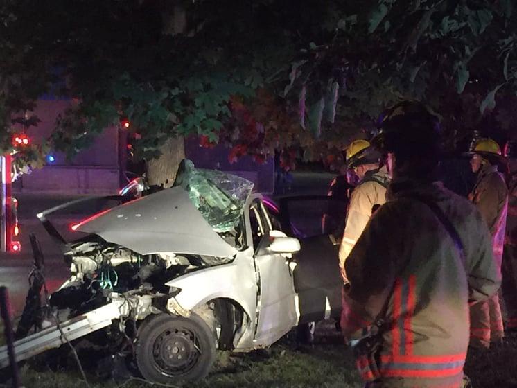Update Lincoln Woman Cited For Overnight Crash Klkn Tv News