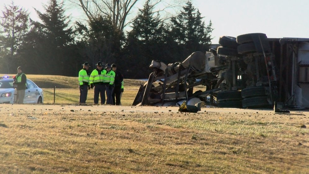 Man identified in Fatal Accident at Hwy 77 and Waverly Road