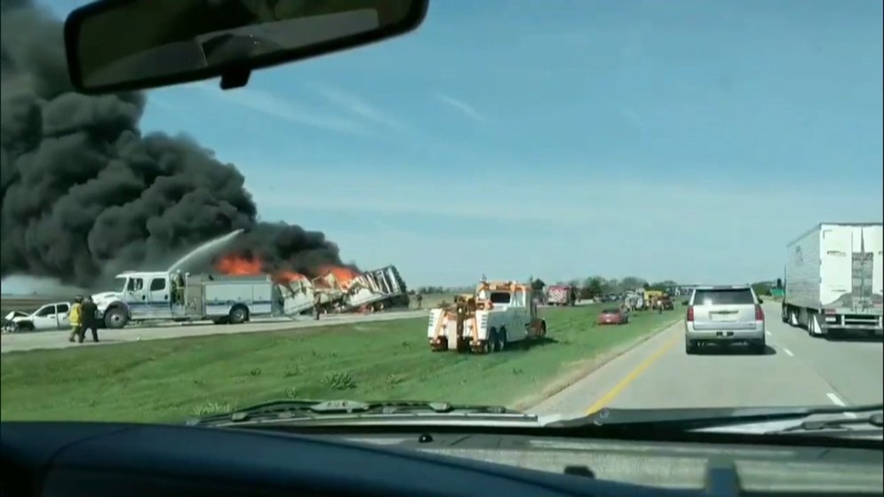 Two deadly accidents on I-80 result in five deaths - KLKN-TV: News