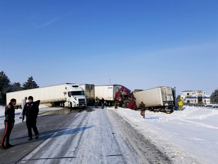 Wednesday's crash on I-80 near Aurora claims life of Indiana