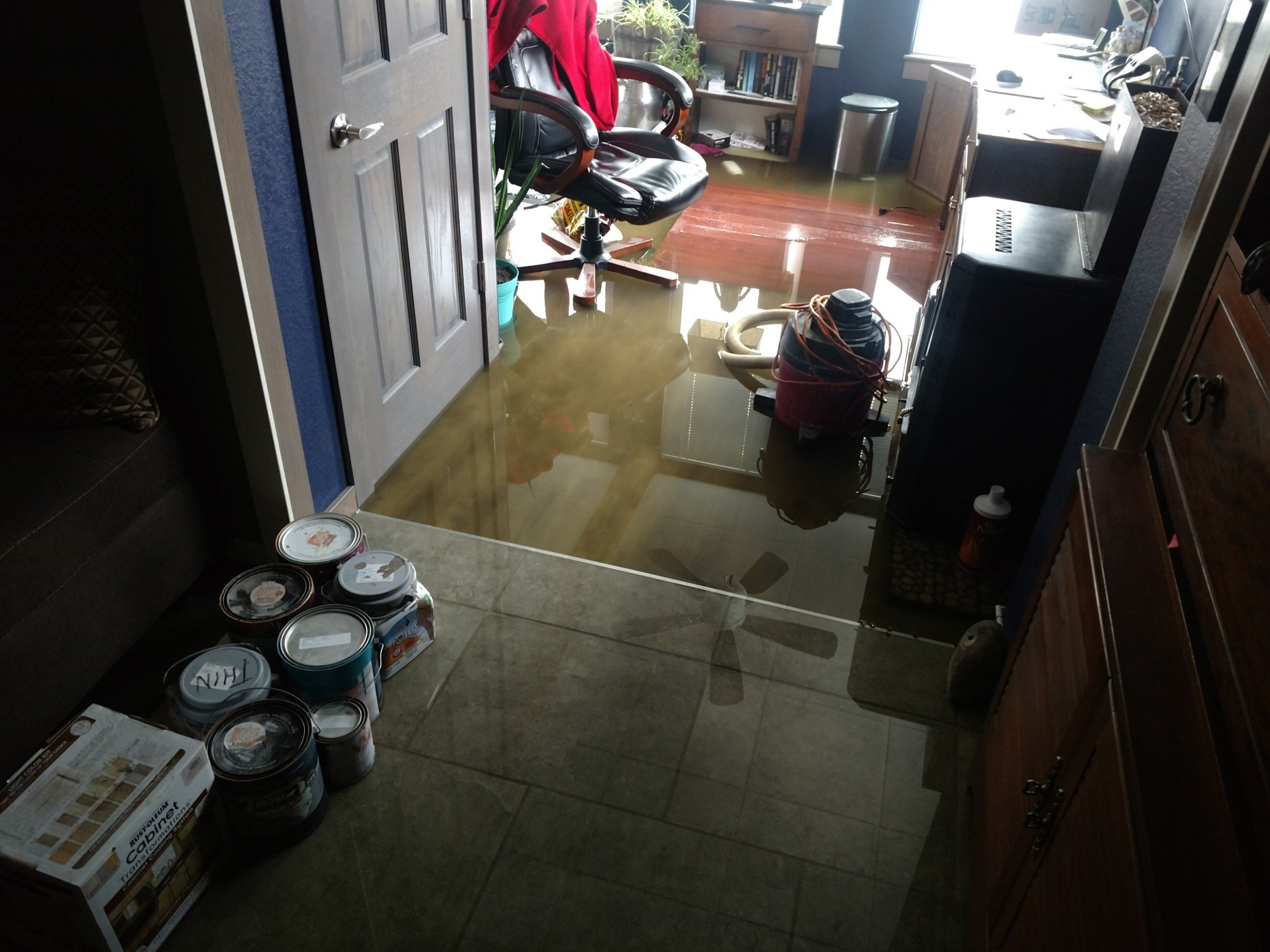 Bellwood family lost dream lake house in flooding - KLKN-TV