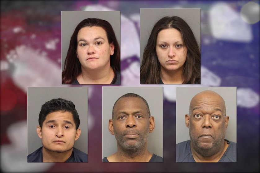 5 arrested in Lincoln drug bust - KLKN-TV: News, Weather and Sports