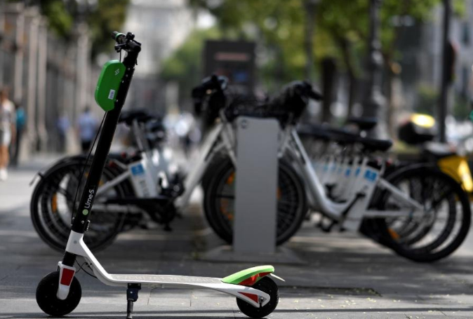 Lincoln officials working on rules for rental scooters