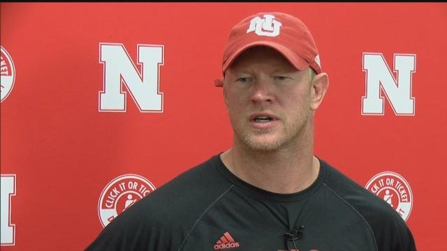 Practice Report: Scott Frost pleased with Huskers during Friday's scrimmage
