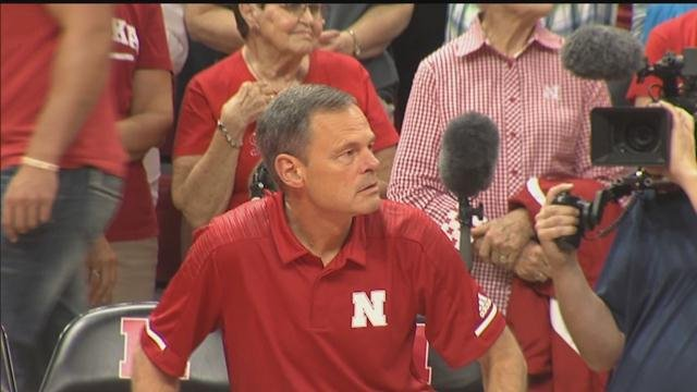 Huskers, John Cook expect great atmosphere for Red-White Match