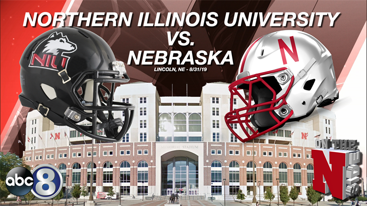 Husker football blows out Northern Illinois 44-8, move to 2-1 overall
