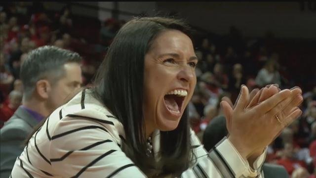 2019-20 Husker women's hoops a fun group to coach for Amy Williams