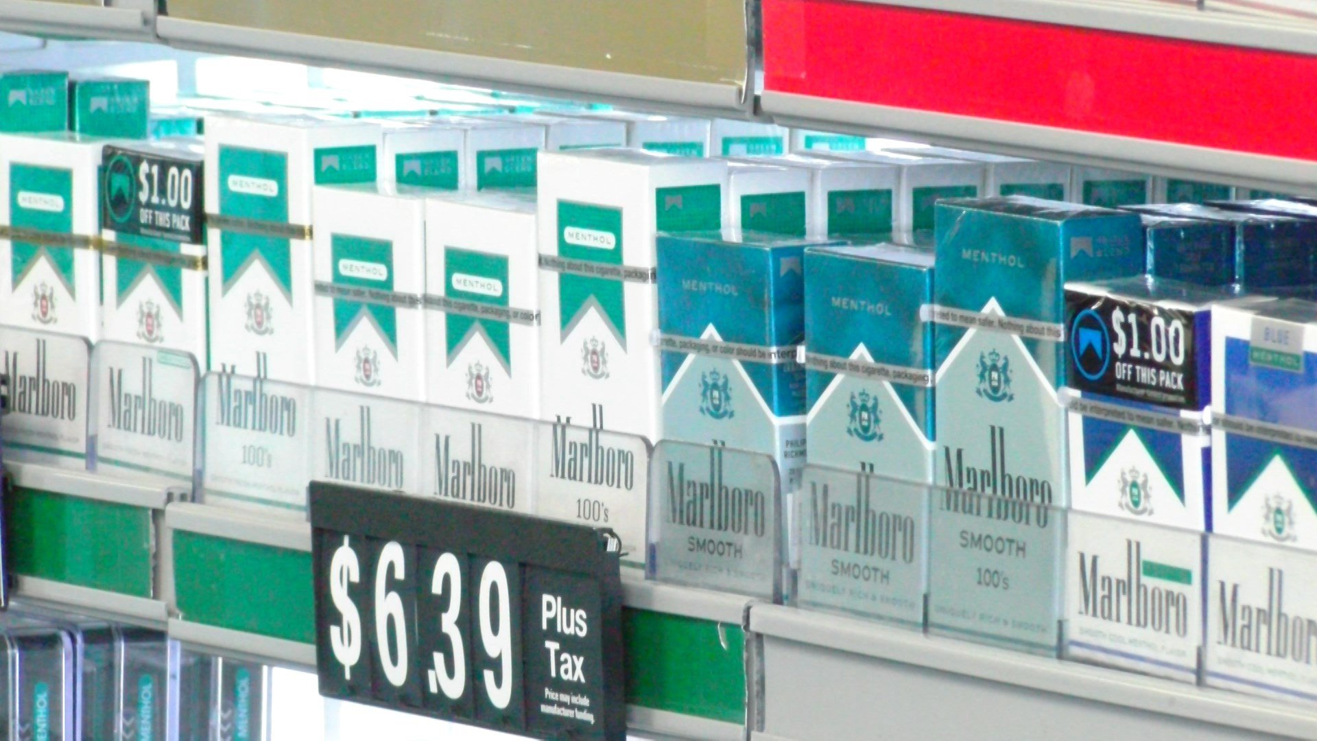 New bill in Congress would raise age to buy and use tobacco products